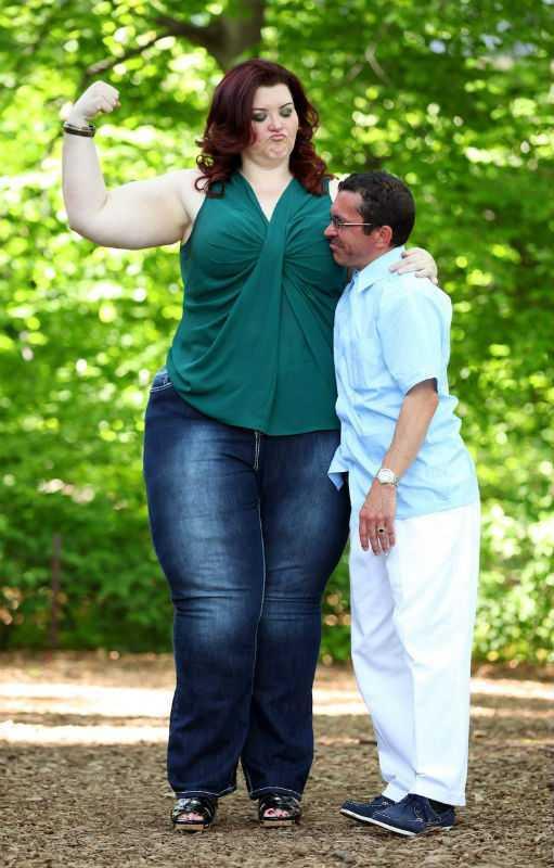 фото огромных жен